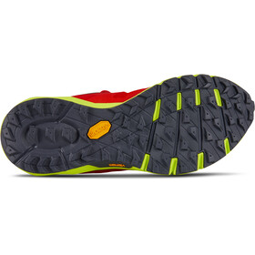 Salming Trail 5 Chaussures Femme, poppy red/safety yellow